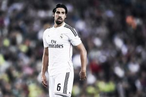 Khedira frozen out of Real Madrid