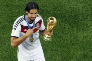Khedira out for two more weeks says Ancelotti