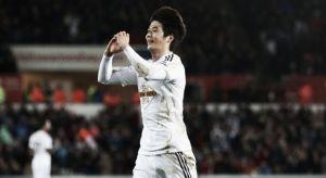 Swansea 2-0 QPR: Swansea sweep QPR away with two late goals