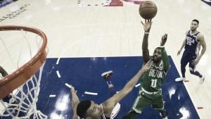 NBA, i Celtics passano a Philadelphia. Charlotte batte gli Hawks
