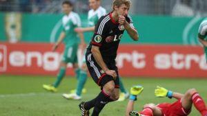 Bayer Leverkusen in six-goal rout
