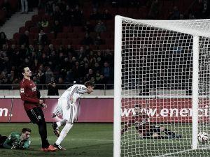 Hannover 96 1-3 Bayer Leverkusen: Kießling ends drought as Schmidt's side win in Saxony