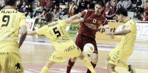 ElPozo Murcia paga cara su indolencia ante Burela