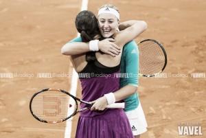 Anunciada la 'entry list' del dobles femenino del MMO