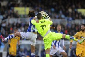 Un error de Kiko Casilla condena al Espanyol