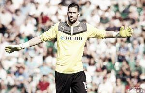 """Kiko Casilla: """"Respiraré aliviado cuando nos salvemos"""""""