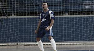 Resumen de la octava jornada de la Segunda División de la LNFS