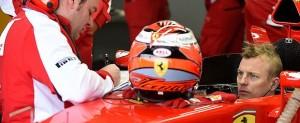 """Mika Salo: """"Si Kimi quiere ganar el título debe superar a Vettel"""""""