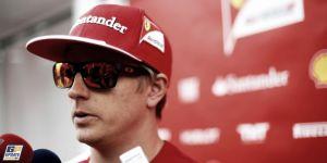 """Kimi Räikkönen: """"Hemos dado un buen paso adelante respecto a 2014"""""""