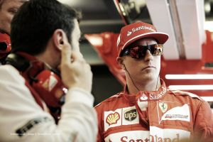 "Kimi Räikkönen: ""Tengo algún dolor pero todo está bien"""
