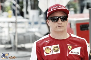 """Kimi Räikkönen: """"Ha sido bastante complicado en todos los sentidos"""""""