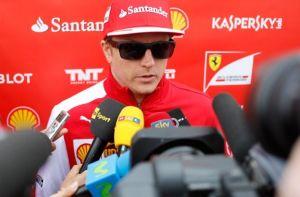 """Kimi Raikkonen: """"El coche iba bien y teníamos una buena velocidad"""""""