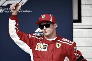 """Räikkönen: """"Nos gustaría estar en la pole, pero no ha podido ser"""""""