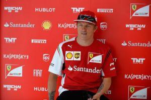 """Kimi Räikkönen: """"Tuvimos problemas con el manejo y dificultades en algunos lugares"""""""