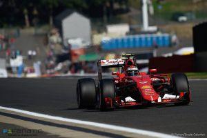 """F1, Arrivabene: """"Rinnovo Kimi nel segno della stabilità"""""""