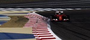 FP1 do GP do Bahrain: Ferrari lidera com Kimi e Vettel
