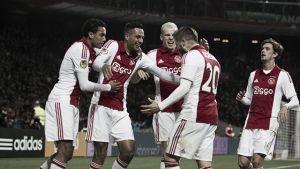 Contundente regreso del Ajax