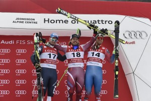 Alpine Skiing: Jansrud Wins Downhill In Jeongseon On New Olympic Slope