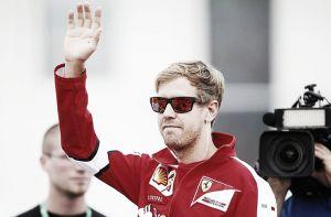"""Sebastian Vettel: """"Ha sido imposible hacer el set-up del coche"""""""