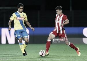 Olympiakos de Paulo Bento vence Arouca: Sebá trama arouquenses