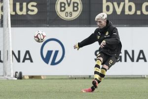 "Kampl: ""The BVB game suits me"""