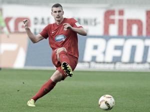 Kevin Kraus extends with Heidenheim
