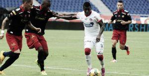 Resultado Medellín vs Junior en la Liga Águila 2015 (1-2)