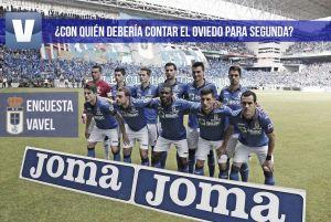 ¿Con quién debería contar el Oviedo para Segunda División?