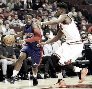 Detroit Pistons se acerca a Playoffs a base de alejar de ellos a Chicago Bulls
