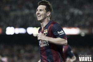 La obra de arte de Messi al Bayern, mejor gol de Europa