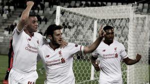 Liverpool - Sion: analgésico europeo