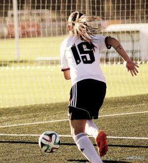 Neus Linares, convocada con la Sub-19 Femenina