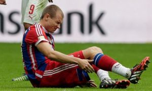 بايرن ميونخ يفتقد جهود بادشتوبر بسبب الاصابة