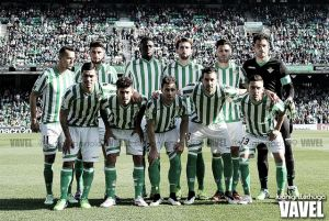 Real Betis - Real Racing: Puntuaciones Real Betis, jornada 18