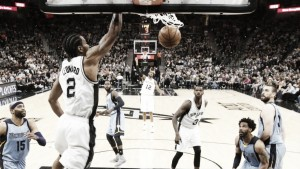 NBA playoffs, San Antonio regola i Grizzlies anche in gara-2 (96-82)