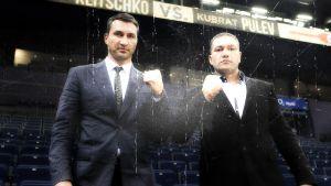 Resultado combate Wladimir Klitschko vs Kubrat Pulev
