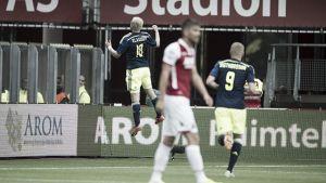 Resumen de la jornada 2 de la Eredivisie