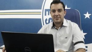 Klauss Câmara celebra promoção à diretoria de futebol e ressalta identificação com Cruzeiro