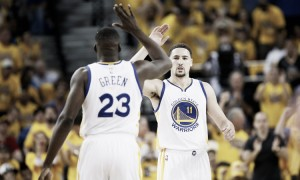Golden State Warriors steamroll past Portland Trail Blazers for Game 1 victory