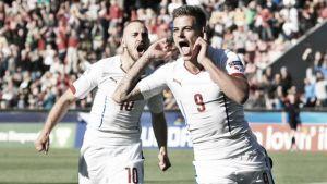 Europeo Under21: Kliment abbatte la Serbia, la Repubblica Ceca vince 4-0