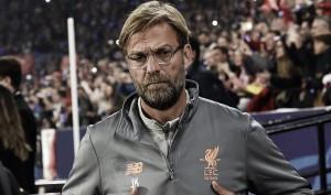 Klopp: ''Hemos empatado, pero parece una derrota''
