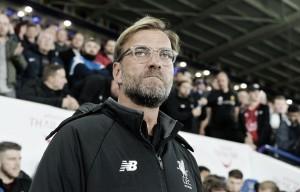 """Klopp diz que críticas ao Liverpool são exageradas: """"Parece que somos o pior time do campeonato"""""""