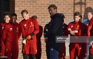 Liverpool confirm 23-man squadfor Sevilla trip with Joël Matip left on Merseyside