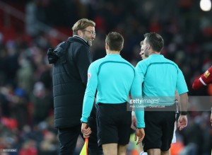 'Another moment where we have no luck' declares Klopp as Liverpool are held by Baggies