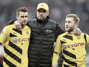 Borussia Dortmund vs. Eintracht Frankfurt: Klopp's men continue push towards Europe