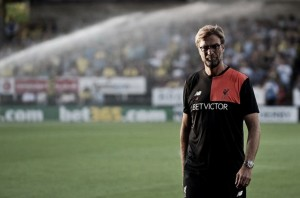 Jürgen Klopp pleased with Liverpool's response to first defeat of the season after Burton victory