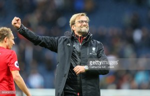 Jürgen Klopp delighted as Liverpool emerge from the Black Country with three points