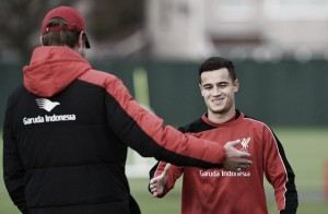 "Jürgen Klopp: ""Philippe Coutinho will be fit for Capital One Cup quarter final against Southampton"""