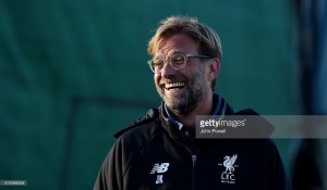 "Jürgen Klopp hoping to see Liverpool ""strike back"" against Southampton"