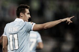 Lazio, lento pero seguro